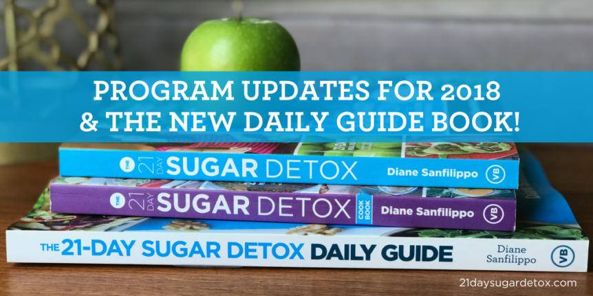#21DSD Program Updates & the NEW Daily Guide